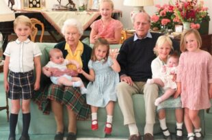 Royal Great-Grandchildren Who Share A Special Connection With Queen Elizabeth II