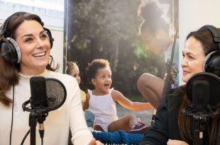 Duchess Kate Changed Plans For Giovanna Fletcher's Baby Podcast