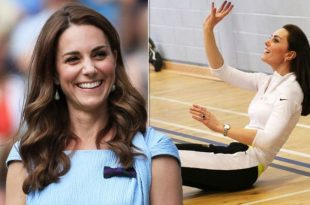 'Exercise junkie' Kate Has A Fitness Hack Which Needs No-Equipment