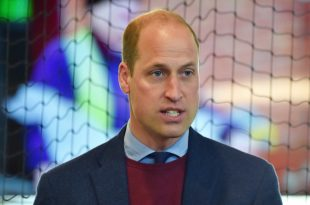The Duke Of Cambridge Calls For 'Urgent Change' In Moving Message
