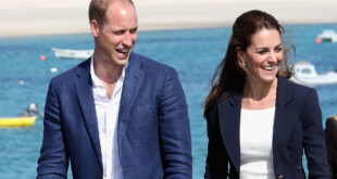 Prince William And Kate's Summer Staycation