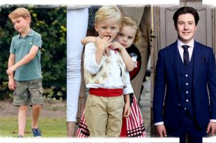 Young Royals Who Are Destined To Be Kings One Day