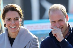 Kate With Hilarious Reaction To Prince William's Marathon Plans