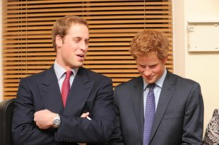 """Prince William Has Claimed His Brother Prince Harry Kept Him """"Up All Night"""""""