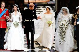 The Most Expensive Royal Weddings Ever: William & Kate, Charles & Diana And More