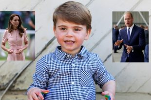 William And Kate Weigh Up Major Decision With Prince Louis
