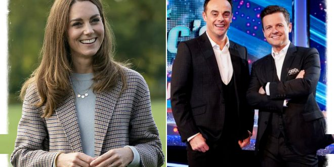 Duchess Kate To Be Joined By Ant And Dec At Royal Outing