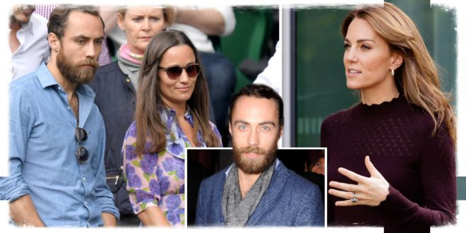 Kate And Pippa Middleton Attended Therapy With Brother James