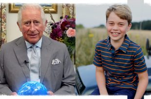 Prince Charles Speak About Prince George's Interest In Climate Change
