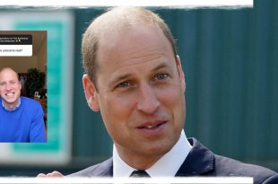 Prince William Chuckled And Then Spoke About His Daughter Charlotte During Q+A