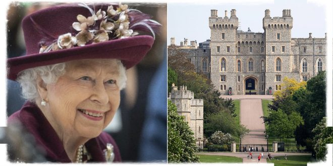 The Queen Has Officially Ended Her Summer Break And Returned To Windsor Castle