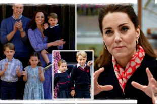 William And Kate Would Encourage Their Children To Have Therapy If Needed