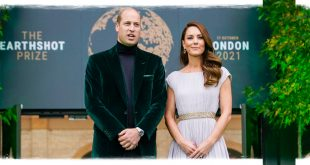 William And Kate Attended The First Ever Earthshot Prize Awards Ceremony
