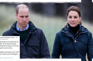 Prince William And Kate Share Emotional Statement After Tragic Event